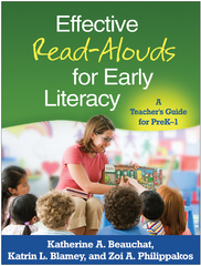 Effective Read-Alouds for Early Literacy 1st Edition 9781462503964 1462503969