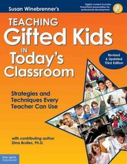 Teaching Gifted Kids in Today's Classroom 3rd Edition 9781575423951 1575423952