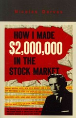 How I Made $2,000,000 in the Stock Market 1st Edition 9781614271697 1614271690