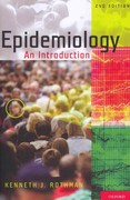 Epidemiology 2nd Edition 9780199754557 0199754551