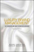 Luxury Brand Management 2nd Edition 9781118171769 1118171764