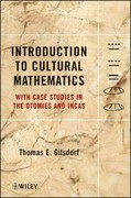 Introduction to Cultural Mathematics 1st Edition 9781118115527 111811552X