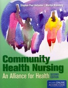 Community Health Nursing 2nd Edition 9781449651770 1449651771