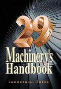 Machinery's Handbook 29th edition 9780831129019 0831129018