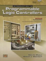 Introduction to Programmable Logic Controllers 2nd Edition 9780826913852 0826913857