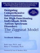 * Designing Comprehensive Interventions for High-Functioning Individuals with Autism Spectrum Disorders 1st Edition 9781934575963 1934575968