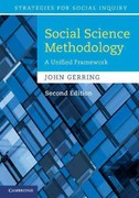 Social Science Methodology 2nd edition 9780521132770 0521132770