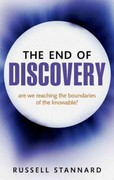 The End of Discovery 0 9780199645718 019964571X