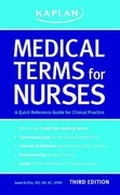 Medical Terms for Nurses 3rd Edition 9781609780289 1609780280