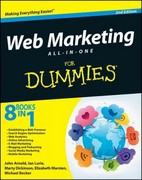 Web Marketing All-in-One For Dummies 2nd Edition 9781118243770 1118243773