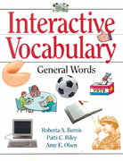 Interactive Vocabulary 1st edition 9780321054968 0321054962