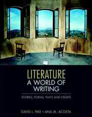 Literature 1st edition 9780321364890 0321364899