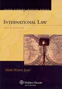 International Law 6th edition 9781454813682 1454813687