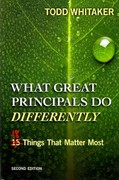 What Great Principals Do Differently 2nd Edition 9781596672000 1596672005