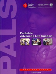 Pediatric Advanced Life Support 1st Edition 9781616691127 1616691123