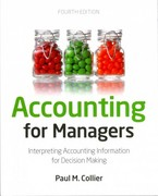 Accounting For Managers 4th Edition 9781119979678 1119979676