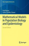 Mathematical Models in Population Biology and Epidemiology 2nd edition 9781461416852 146141685X