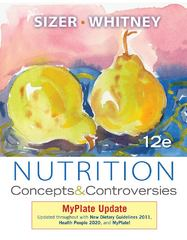 Nutrition 12th edition 9781285226002 1285226003