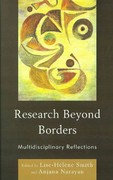 Research Beyond Borders 1st edition 9780739143551 0739143557