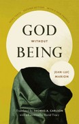 God Without Being 2nd edition 9780226505657 0226505650