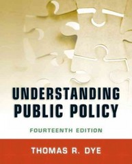 Understanding Public Policy 14th edition 9780205921812 0205921817