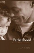 Fatherhood 1st Edition 9780674064188 0674064186