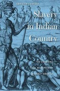 Slavery in Indian Country 1st Edition 9780674064232 0674064232