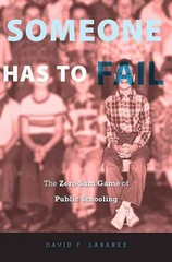Someone Has to Fail 1st Edition 9780674063860 0674063864