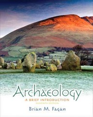 Archaeology 11th Edition 9781317350125 131735012X