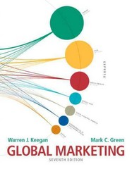 Global Marketing 7th Edition 9780132719155 0132719150