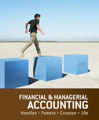 Financial and Managerial Accounting 10th Edition 9781285687476 1285687477