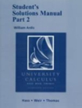 University Calculus Alternate Edition