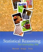 Statistical Reasoning for Everyday Life plus MyStatLab Student Access Kit 3rd edition 9780321505736 0321505735