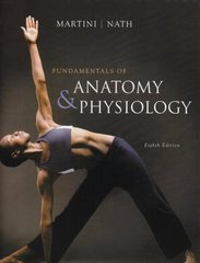 Fundamentals of Anatomy & Physiology 8th edition 9780321505897 0321505891