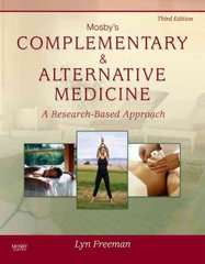Mosby's Complementary & Alternative Medicine 3rd Edition 9780323053464 0323053467