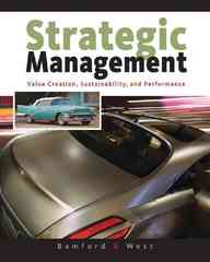Strategic Management 1st edition 9780324364620 0324364628