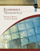 Study Guide for Baumol/Blinder's Economics: Principles and Policy 11th edition 9780324586237 032458623X