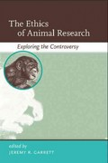 The Ethics of Animal Research 1st Edition 9780262516914 0262516918