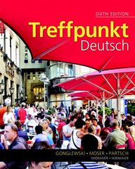 Treffpunkt Deutsch 6th Edition 9780205782789 0205782787
