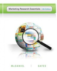 Marketing Research Essentials 8th Edition 9781118249321 1118249321