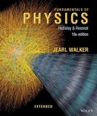 Fundamentals of Physics Extended 10th edition 9781118230725 1118230728