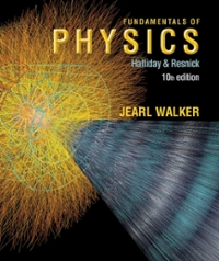 Fundamentals of Physics 10th Edition 9781118230718 111823071X