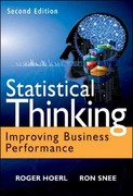 Statistical Thinking 2nd edition 9781118094778 1118094778