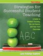 Strategies for Successful Student Teaching 3rd Edition 9780137059485 0137059485