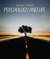 Psychology and Life 20th edition 9780205859139 0205859135