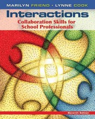 Interactions 7th Edition 9780132774925 0132774925