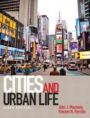 Cities and Urban Life 6th edition 9780205206377 0205206379