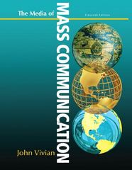 Media of Mass Communication 11th edition 9780205029587 0205029582