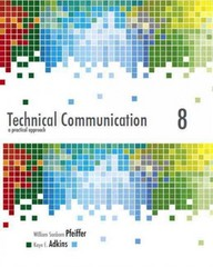 Technical Communication 8th Edition 9780132785785 0132785781