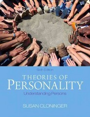Theories of Personality 6th edition 9780205935765 0205935761